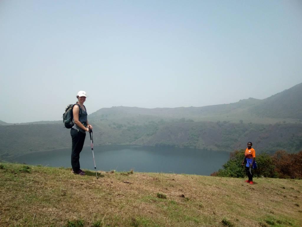 manengouba lake