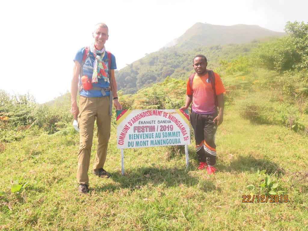 manengouba mountain