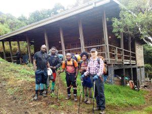 Mt Cameroon Manns Spring Camp