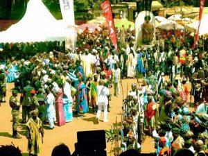 ngoun festival foumban