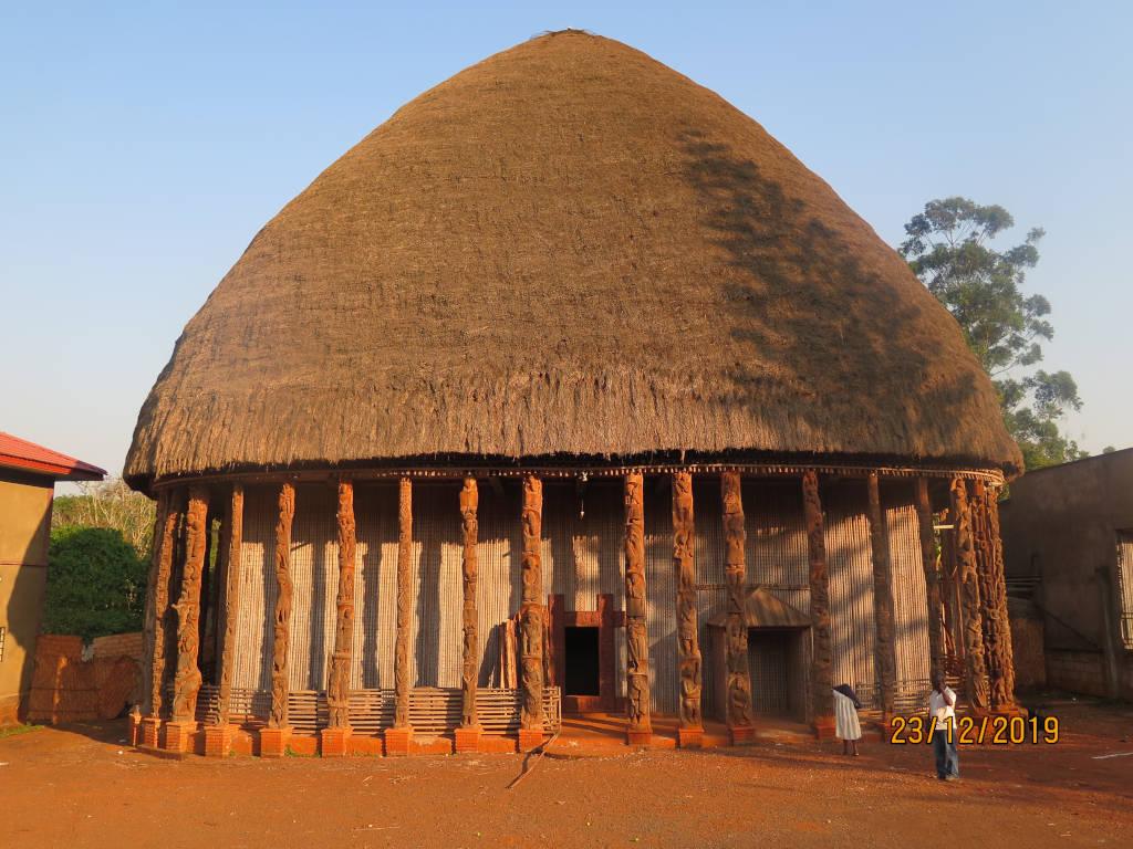 Badjoun palace